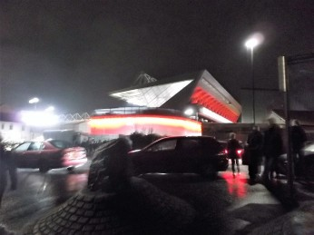 Exterior image of Ashton Gate.