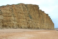 "West Bay, setting for ""Broadchurch"""