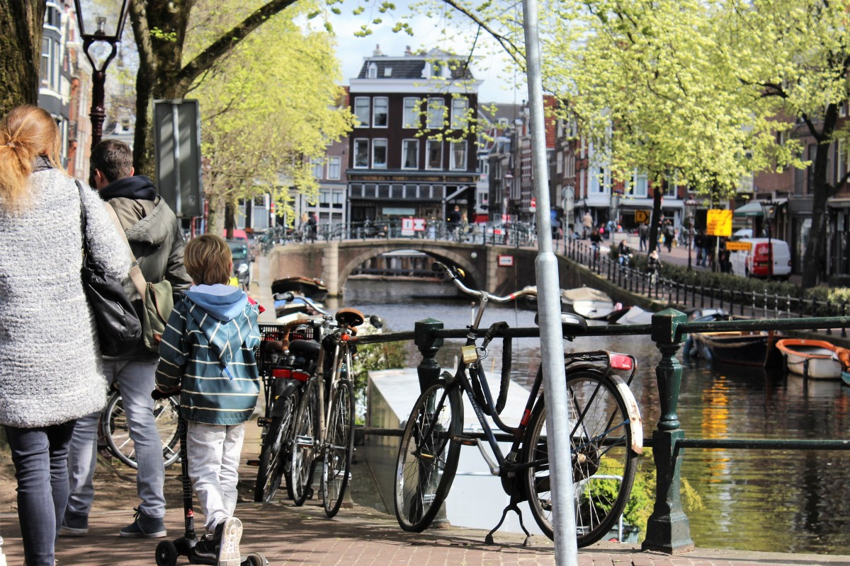 A 'crap'-tastic visit to Amsterdam