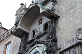 Prague astronomical clock is the oldest working clock in the world.