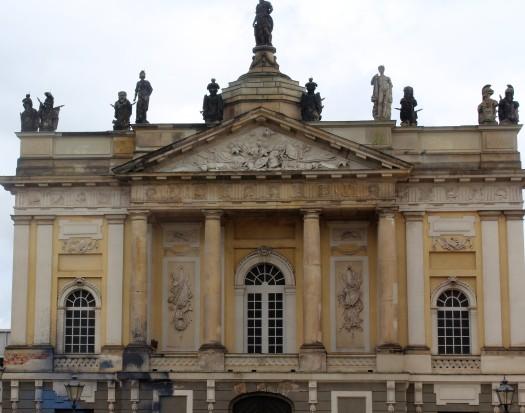 San Souci palace