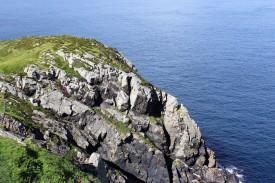 The stark beauty of Torr Head.