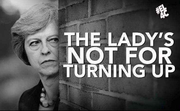 UK Election a TangledWeb