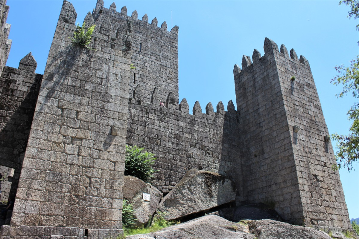 Beginnings of Portuguese History in Guimarães