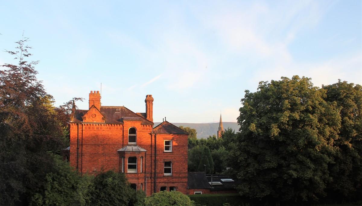 Goodbye, Belfast