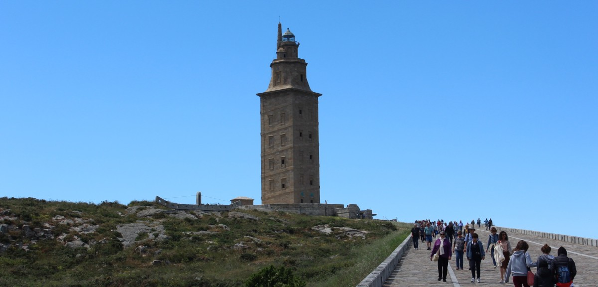 Looking for the Tower of Hercules in all the Wrong Places