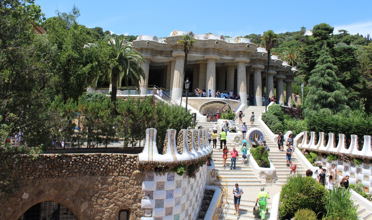 Gaudí's Lesser-Known Attractions Merit Attention